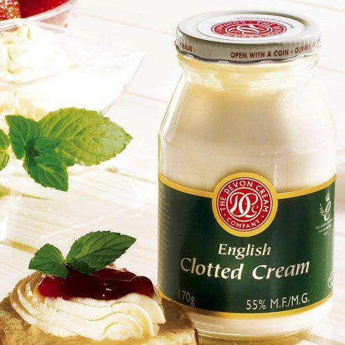 Schrader Rahm Clotted Cream